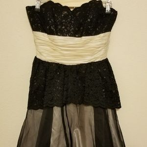 Betsey Johnson Evening Cocktail Dress